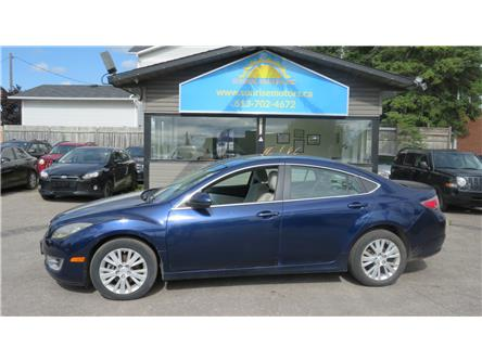 2009 Mazda MAZDA6 GS-V6 (Stk: A172) in Ottawa - Image 1 of 10