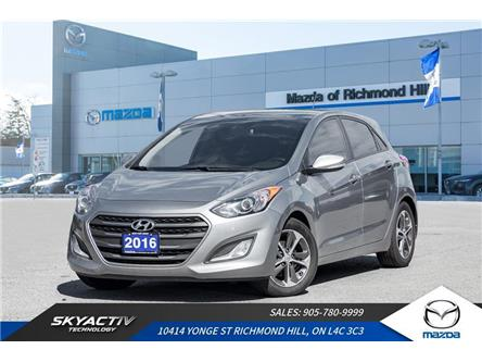 2016 Hyundai Elantra GT GL (Stk: 18-1066AA) in Richmond Hill - Image 1 of 18