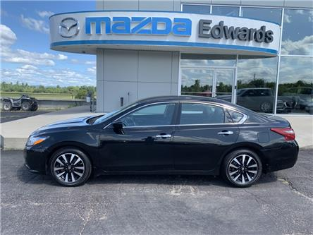 2018 Nissan Altima 2.5 SV (Stk: 21933) in Pembroke - Image 1 of 10