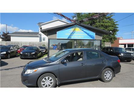 2009 Toyota Corolla CE (Stk: A185) in Ottawa - Image 1 of 18