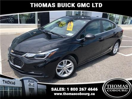 2018 Chevrolet Cruze LT Auto (Stk: UC02957) in Cobourg - Image 1 of 26