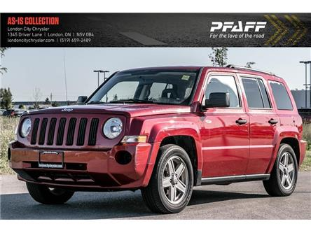 2008 Jeep Patriot Sport/North (Stk: LC9870A) in London - Image 1 of 10