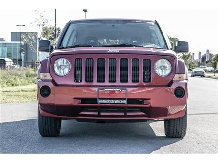 2008 Jeep Patriot Sport/North (Stk: LC9870A) in London - Image 2 of 10