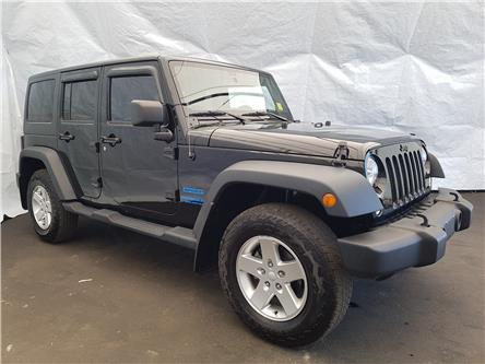 2014 Jeep Wrangler Unlimited Sport (Stk: 1914721) in Thunder Bay - Image 1 of 24