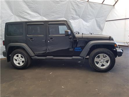 2014 Jeep Wrangler Unlimited Sport (Stk: 1914721) in Thunder Bay - Image 2 of 24