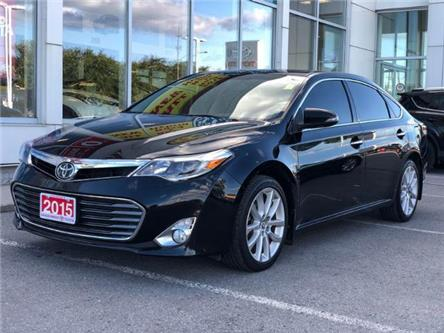 2015 Toyota Avalon Limited (Stk: W4834) in Cobourg - Image 1 of 24