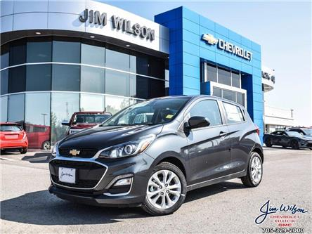 2019 Chevrolet Spark 1LT CVT (Stk: 2019534) in Orillia - Image 1 of 20