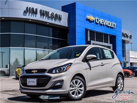 2019 Chevrolet Spark 1LT CVT (Stk: 2019647) in Orillia - Image 1 of 19