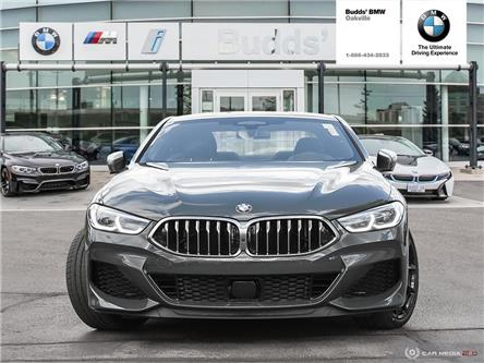 2020 BMW M850 i xDrive (Stk: B709593) in Oakville - Image 2 of 27