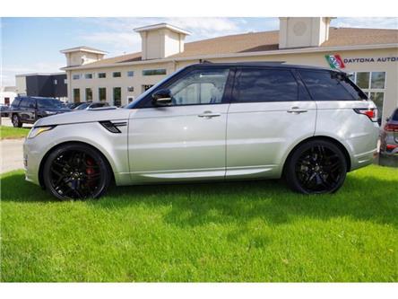 2016 Land Rover Range Rover Sport V8 Supercharged (Stk: 7844) in Edmonton - Image 2 of 23