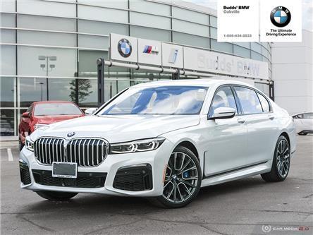 2020 BMW 750 Li xDrive (Stk: B696861) in Oakville - Image 1 of 27
