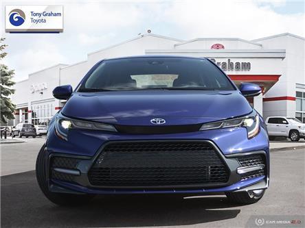 2020 Toyota Corolla SE (Stk: 58696) in Ottawa - Image 2 of 27