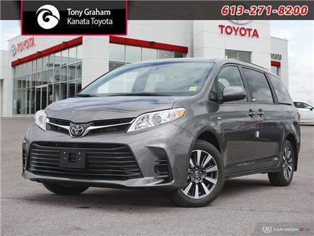 2020 Toyota Sienna LE 7-Passenger (Stk: 89815) in Ottawa - Image 1 of 27