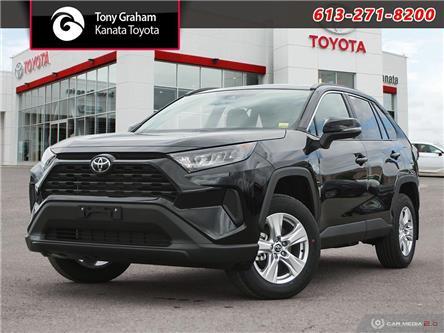 2019 Toyota RAV4 LE (Stk: 89822) in Ottawa - Image 1 of 27
