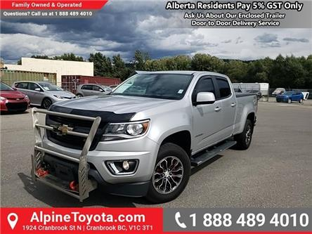2015 Chevrolet Colorado Z71 (Stk: X582649P) in Cranbrook - Image 1 of 25