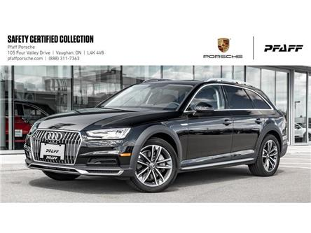 2017 Audi A4 allroad 2.0T Technik quattro 7sp S tronic (Stk: U8144) in Vaughan - Image 1 of 22