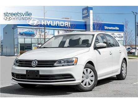 2016 Volkswagen Jetta  (Stk: 19SF078A) in Mississauga - Image 1 of 18