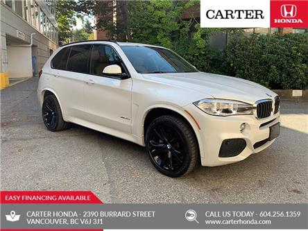 2016 BMW X5 xDrive35d (Stk: 8K21151) in Vancouver - Image 1 of 28