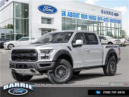 2019 Ford F-150 Raptor (Stk: T0303) in Barrie - Image 1 of 27