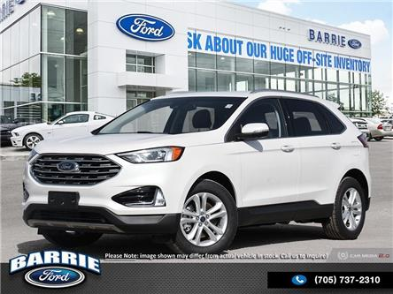 2019 Ford Edge SEL (Stk: T0572) in Barrie - Image 1 of 27