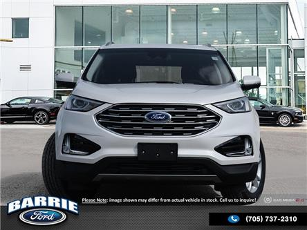 2019 Ford Edge SEL (Stk: T0572) in Barrie - Image 2 of 27