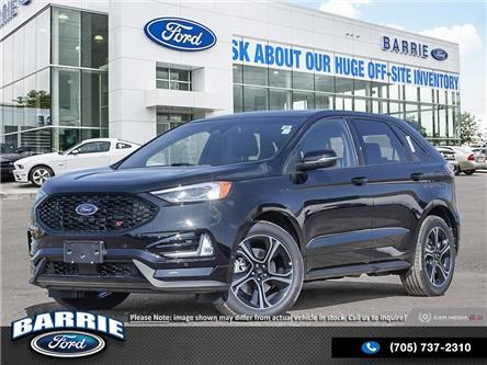 2019 Ford Edge ST (Stk: T1211) in Barrie - Image 1 of 27