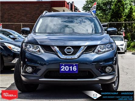 2016 Nissan Rogue  (Stk: D5190693A) in Markham - Image 2 of 30