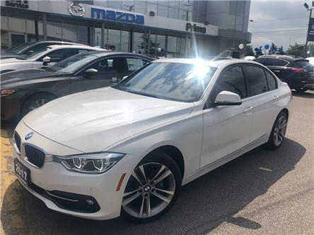 2017 BMW 3 Series 330i XDRIVE/MINT CONDITION/ONLY 16500KM's/RARE RED (Stk: P-4193) in Woodbridge - Image 1 of 30