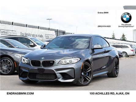 2017 BMW M2 Base (Stk: 20388A) in Ajax - Image 1 of 21