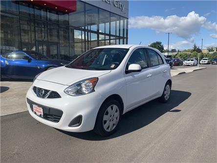 2017 Nissan Micra S (Stk: UC763) in Kamloops - Image 1 of 19