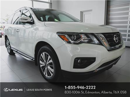2018 Nissan Pathfinder  (Stk: L900504A) in Edmonton - Image 1 of 20