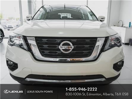 2018 Nissan Pathfinder  (Stk: L900504A) in Edmonton - Image 2 of 20