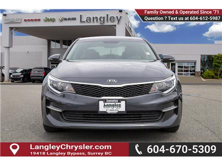 2016 Kia Optima LX (Stk: EE910680) in Surrey - Image 2 of 22
