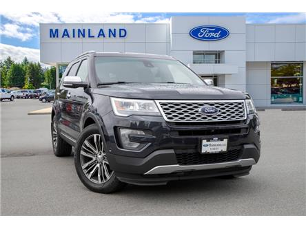 2017 Ford Explorer Platinum (Stk: P35032) in Vancouver - Image 1 of 25