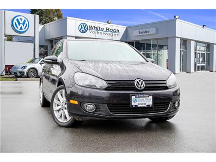 2012 Volkswagen Golf 2.0 TDI Highline (Stk: VW0928) in Vancouver - Image 1 of 22