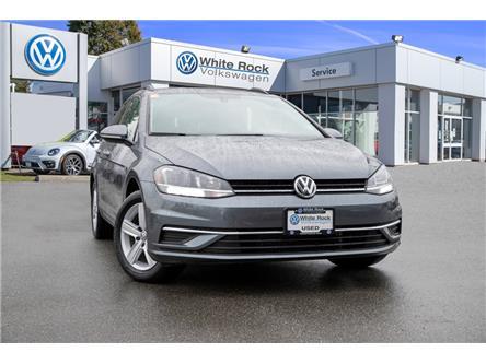 2019 Volkswagen Golf SportWagen 1.8 TSI Comfortline (Stk: VW0954) in Vancouver - Image 1 of 23