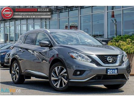 2018 Nissan Murano  (Stk: L18007) in Scarborough - Image 2 of 27