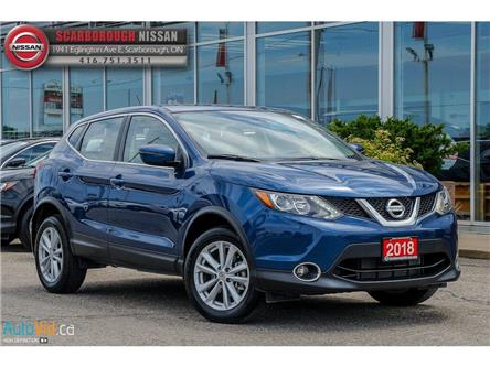 2018 Nissan Qashqai  (Stk: D18014) in Scarborough - Image 2 of 26