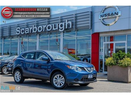 2018 Nissan Qashqai  (Stk: D18043) in Scarborough - Image 1 of 25