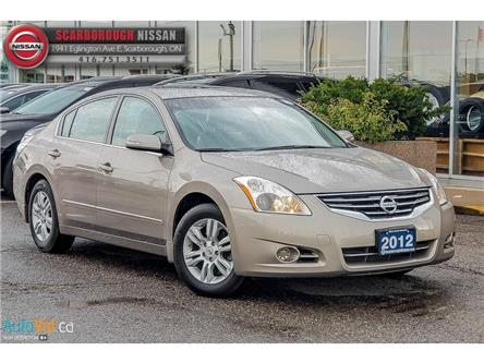 Used Nissan Altima For Sale >> Used Nissan Altima For Sale In Scarborough Scarborough Nissan