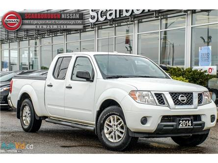 2014 Nissan Frontier SV (Stk: T18011AA) in Scarborough - Image 1 of 25