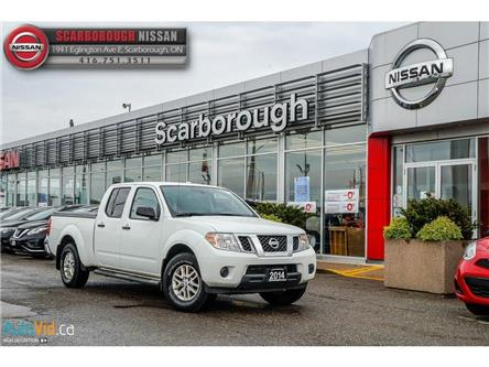 2014 Nissan Frontier SV (Stk: T18011AA) in Scarborough - Image 2 of 25