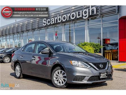 2017 Nissan Sentra  (Stk: D18107A) in Scarborough - Image 1 of 27