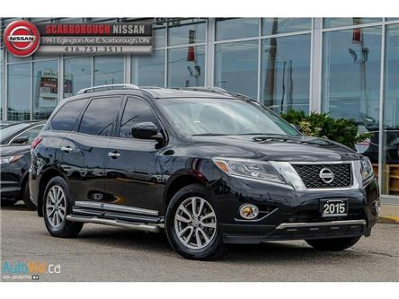 2015 Nissan Pathfinder SL (Stk: 519027A) in Scarborough - Image 2 of 26