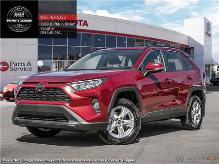 2019 Toyota RAV4 AWD XLE (Stk: 69393) in Vaughan - Image 1 of 24