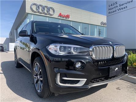 2017 BMW X5 xDrive35i (Stk: L8822) in Oakville - Image 1 of 21