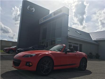 2015 Mazda MX-5 GS (Stk: UC5768) in Woodstock - Image 1 of 17