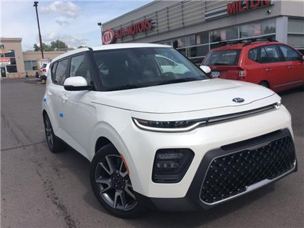 2020 Kia Soul  (Stk: 087990) in Milton - Image 1 of 18