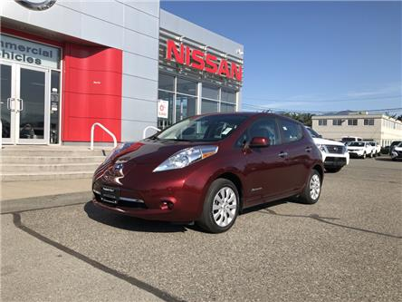 2016 Nissan LEAF S (Stk: N19-0112P) in Chilliwack - Image 1 of 14