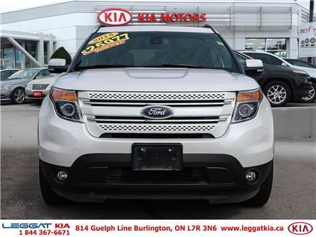 2015 Ford Explorer Limited (Stk: W0196) in Burlington - Image 2 of 28